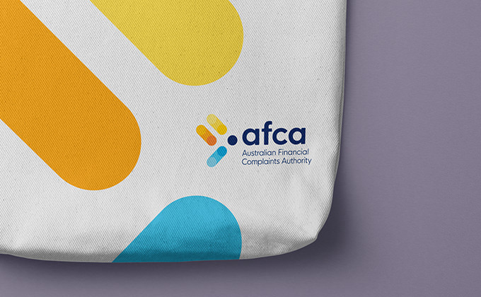 Branding: Australian Financial Complaints Authority