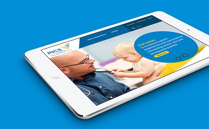 Victorian Paediatric Integrated Cancer Service: Brand Development