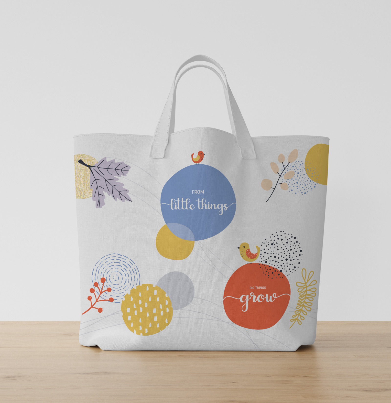 St John of God Maternity Campaign Tote Bag